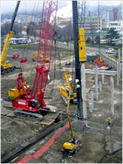 Daniel Smith Industries Ltd - Piling & Foundations 2