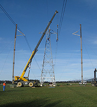 Ben Hay HDVC Tower Replacement: image 1 of 6