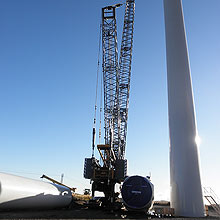 Mahinerangi Wind Farm: image 1 of 7