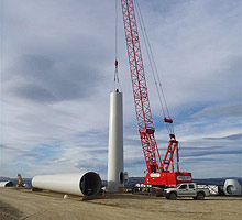 Mt Stuart Windfarm: image 1 of 8