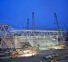Otago Stadium: image 1 of 8